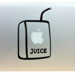 Apple Juice Box Skin for MacBook