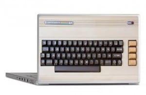 Commodore 64 Laptop Skins