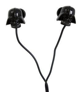 Darth Vader Earbud Headphones