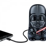 Darth Vader Star Wars MimoPowerBot Portable Battery Charger