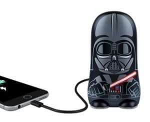 Darth Vader Star Wars MimoPowerBot Portable Battery Charger
