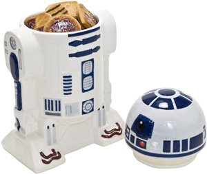R2D2 Cookie Jar star wars gifts gadgets