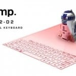 R2D2 virtual keyboard
