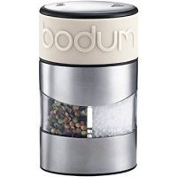 Bodum Twin Dual Salt and Pepper Grinder