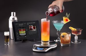 54 amazingly creative kitchen gadgets and devices for Perfect drink bluetooth scale