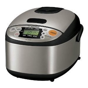 Zojirushi 3-Cup Rice Cooker and Warmer