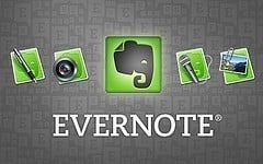 evernote statistics facts