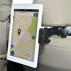 Bestrix Universal Headrest Tablet Cradle Car Mount Holder