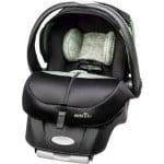 Evenflo Advanced Embrace DLX Infant Smart Car Seat