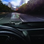 Garmin Head-Up Display (HUD) Dashboard Mounted Windshield Projector