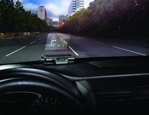 Garmin Head-Up Display (HUD) Dashboard Mounted Windshield Projector
