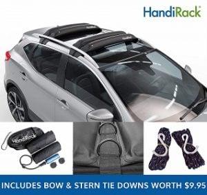 HandiRack - Universal Inflatable roof rack bars