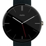 Motorola Moto 360 Smart Watch