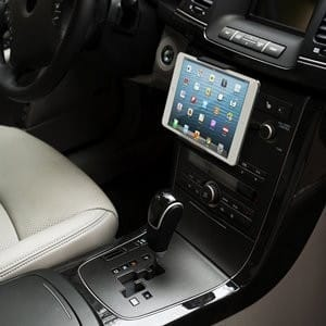 cool car gadgets accessories Satechi Universal Tablet CD Slot Mount