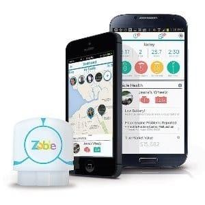Zubie Smart Vehicle Monitoring Device