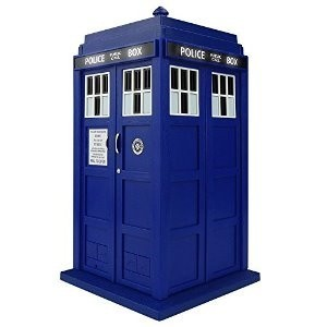 Dr Who Tardis Bluetooth Speaker