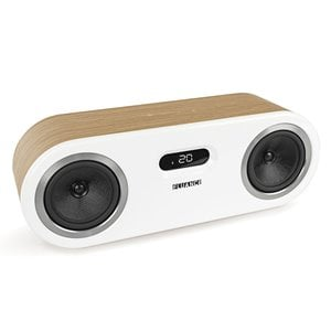 Fluance Fi50 Two-Way High Performance Wireless Bluetooth Premium Wood Speaker System