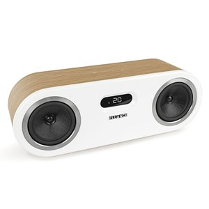 Fluance Fi50 Two-Way High Performance Wireless Bluetooth Premium Wood Speaker System
