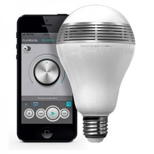 PLAYBULB Bluetooth Wireless Smart LED Speaker Light Bulb