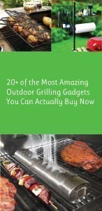 Amazing Outdoor Grilling Gadgets