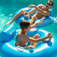 Motorized Pool Tube