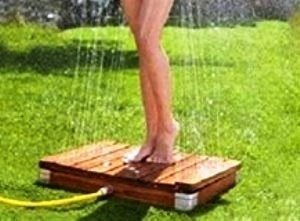 Outdoor Lawn Garden Beach Shower