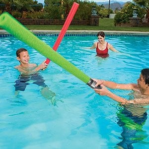 Star Wars Light Saber Pool Noodles