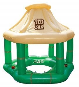 Swimline Floating Tiki Bar Pool Float