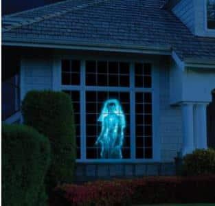 halloween decorations Holiday Scene Projector