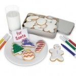 Christmas Cookie Coloring Kit