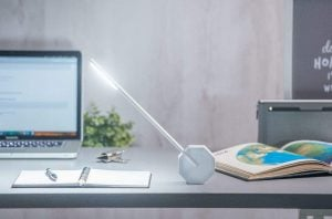 Gingko Octagon One Rechargeable Modern LED Desk Lamp