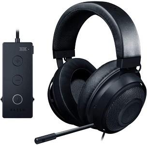 Razer Kraken Tournament Edition THX 7.1 Surround Sound Gaming Headset: Aluminum Frame - Retractable Noise Cancelling Mic
