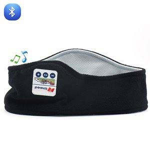 Bluetooth Sport Headband Earphones Sweat Absorption Sportcap