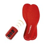 Thermacell Rechargeable Heated Insoles w Remote Control