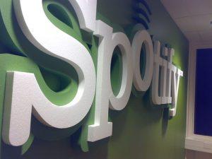 spotify report