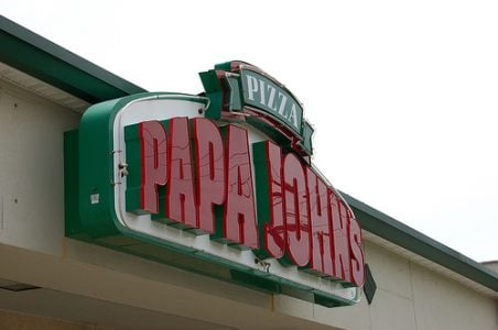 Papa John's Pizza Statistics facts
