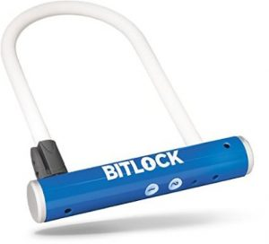 Bitlock (Bluetooth operated bike lock)
