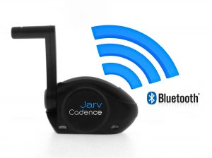 Jarv Bluetooth 4.0 Cycling Speed and Cadence Bike Sensor