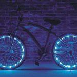 bike accessories Wheel Brightz LED Bicycle Tire Lights bike accessories gadget