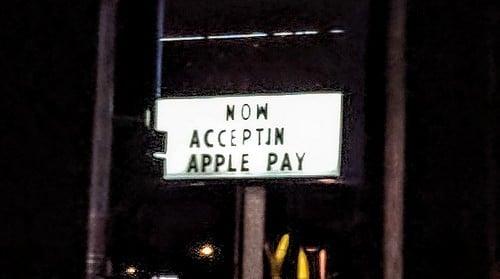 Apple Pay Statistics