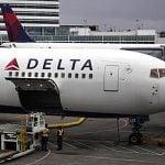 delta air lines statistics