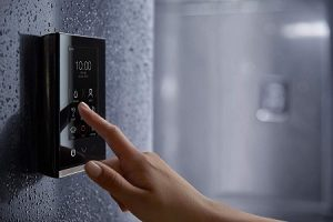 KOHLER Digital Shower Interface