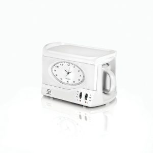SWAN Vintage Teasmade and Alarm Clock