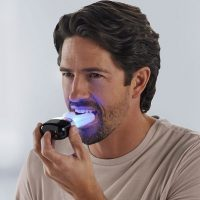 Whitening And Brushing Mouthpiece