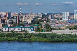 Nizhny Novgorod Statistics and Facts