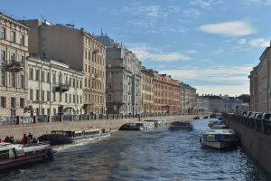 Saint Petersburg Statistics and Facts