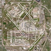 Chicago O'Hare International Airport Statistics and Facts
