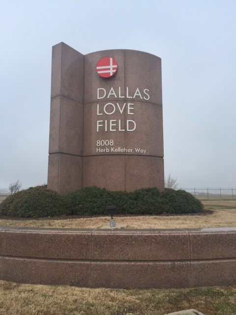 Dallas Love Field Statistics and Facts