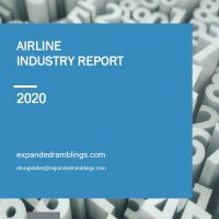 Airline Industry Report 2020 Cover