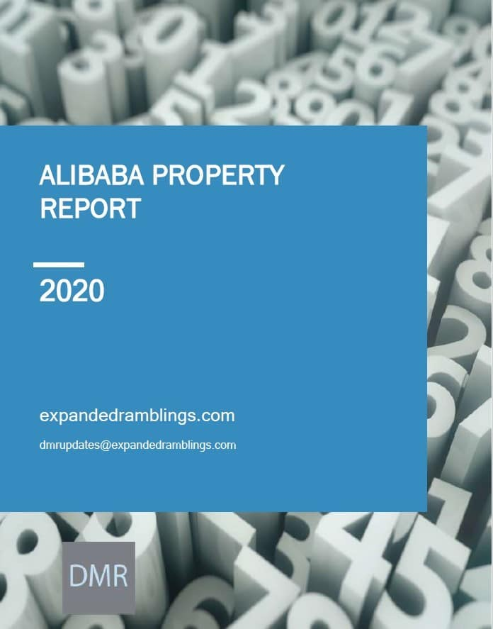 Alibaba Property Report 2020 Cover